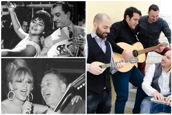 Τραγούδια από τον ελληνικό κινηματογράφο απόψε στο αίθριο του Παλαιού Νοσοκομείου