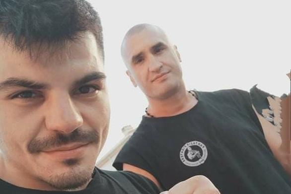 Πάρης Σταυρόπουλος - Ο Πατρινός πυγμάχος στάζει «μέλι» για τον προπονητή του