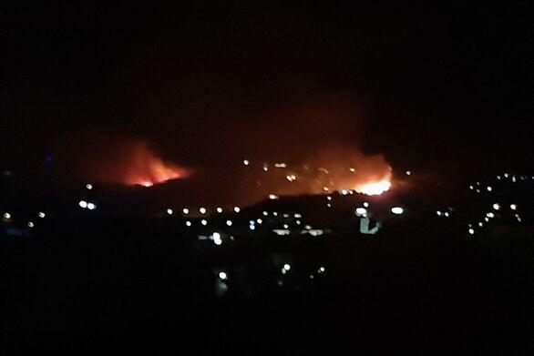 Φωτιά στην Πάτρα: Εμπρησμό από πρόθεση ερευνά το ανακριτικό της Πυροσβεστικής