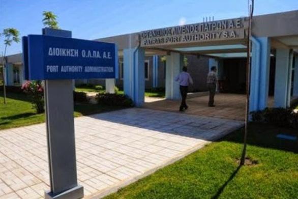 """Έκτακτα μέτρα λόγω της κακοκαιρίας """"Ιανός"""" στο λιμάνι της Πάτρας"""