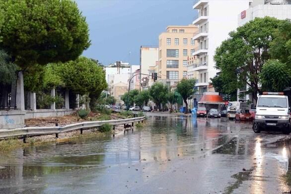 """Ο """"Ιανός"""" θέτει σε επιφυλακή και επιχειρησιακή ετοιμότητα τον Δήμο Πατρέων"""