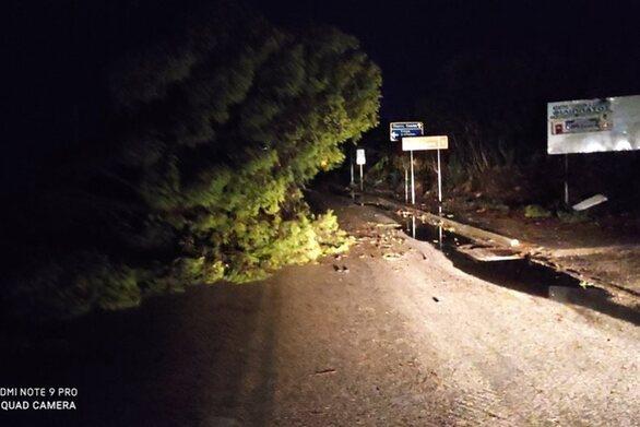 «Ιανός»: Επείγουσα ανακοίνωση του Δήμου Αργοστολίου για τις ζημιές