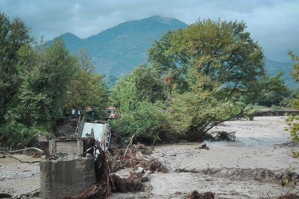 Κακοκαιρία Ιανός: Σε αυτές τις περιοχές έπεσε η περισσότερη βροχή