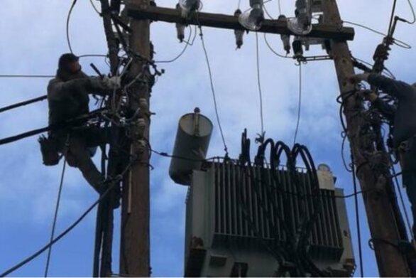 ΔΕΔΔΗΕ - Συνεχίζονται οι εργασίες για την αποκατάσταση των ζημιών στο δίκτυο από την κακοκαιρία Ιανός
