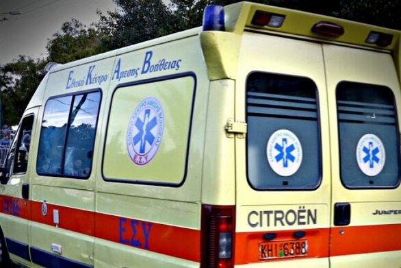 Πάτρα: Τροχαίο έξω από το νοσοκομείο του Αγίου Ανδρέα με τραυματία