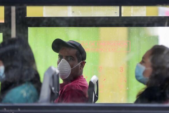 Πλησιάζει τα 700.000 κρούσματα η πανδημία στο Μεξικό