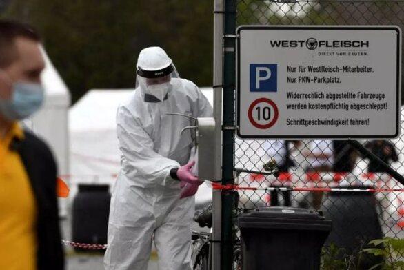 Γερμανία - Κορωνοϊός: Υποχρεωτική η χρήση μάσκας σε δημόσιους χώρους στη Βαυαρία