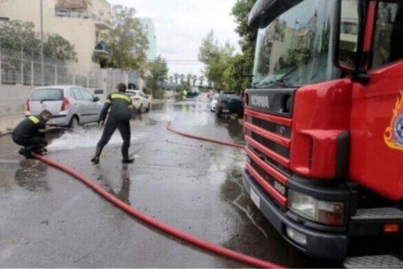 Αλμυρός Βόλου: Νεκρός 39χρονος πυροσβέστης