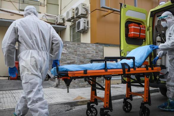Κορωνοϊός: Κατέληξε 52χρονος στο «Γεννηματάς»