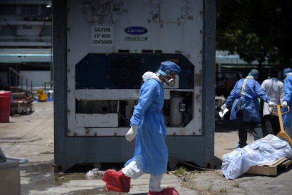 Κορωνοϊός: Ρεκόρ κρουσμάτων στον Ισημερινό - 45 νεκροί σε 24 ώρες