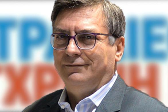 """Αλέξανδρος Χρυσανθακόπουλος: """"Κύριε Πελετίδη είσαι ένας σύγχρονος Ιανός"""""""