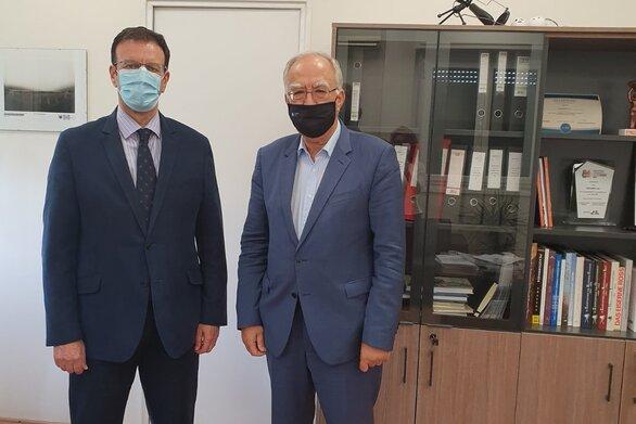 Δήμος Καλαβρύτων: Με αιτήματα ουσίας σε ΟΣΕ και ΓΑΙΑΟΣΕ ο Θανάσης Παπαδόπουλος