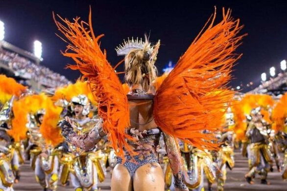 Βραζιλία - Αναβάλλεται επ' αόριστον το καρναβάλι του Ρίο