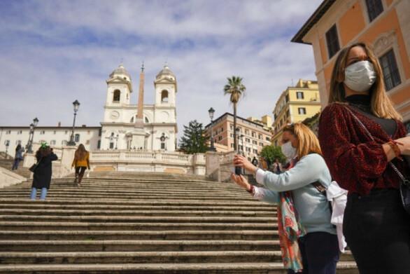 Κορωνοϊός: 1.869 νέα κρούσματα και 17 νεκροί στην Ιταλία