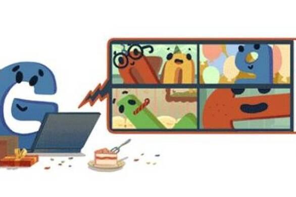 H Google έγινε 22 ετών και το γιορτάζει με ένα doodle!