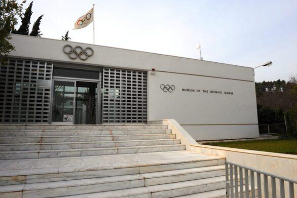 Αρχαία Ολυμπία - Ξεκίνησε η αποκατάσταση του μουσείου σύγχρονων Ολυμπιακών Αγώνων