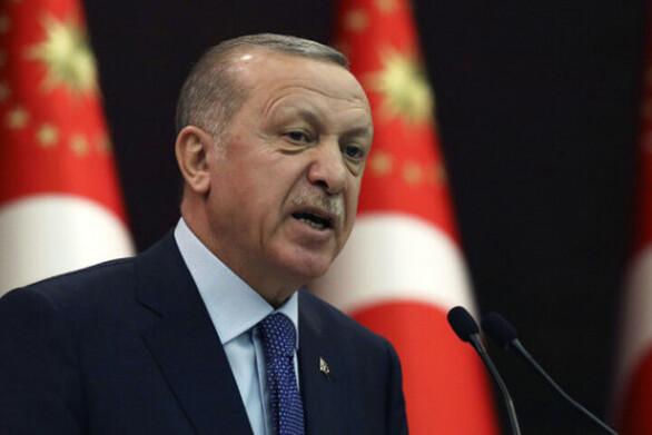Ο Ερντογάν έστειλε λίστα με τις αξιώσεις του στους ηγέτες της ΕΕ