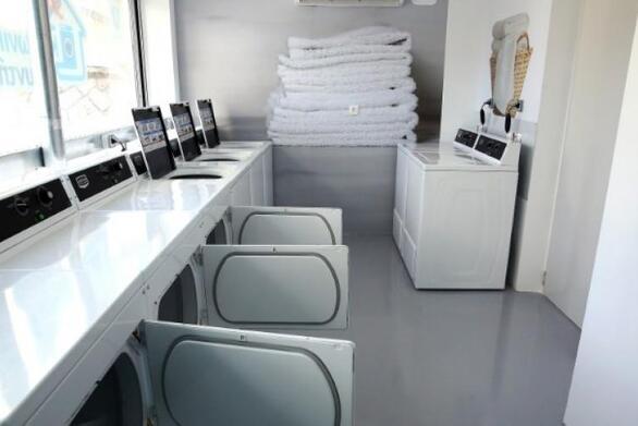 Άνοιξε το πρώτο Κοινωνικό Πλυντήριο στη Θεσσαλονίκη