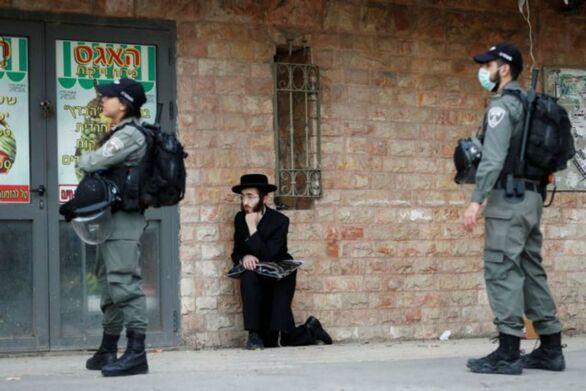 Covid-19: Το Ισραήλ ανακοίνωσε σχεδόν 8.000 κρούσματα
