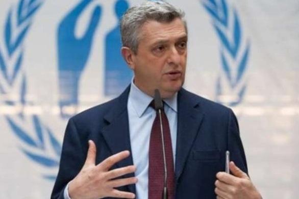 Ύπατος Αρμοστής ΟΗΕ για πρόσφυγες: «Αισθάνομαι ντροπή ως Ευρωπαίος πολίτης»