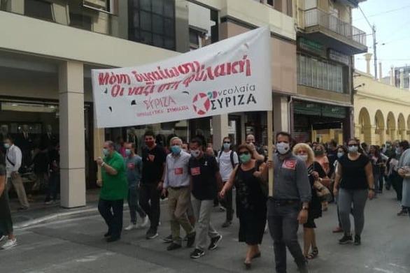 """ΣΥΡΙΖΑ Αχαΐας: """"Μια όμορφη μέρα για τη δημοκρατία και τη δικαιοσύνη"""""""