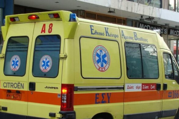 Τραγωδία στην Εύβοια: Έγκυος κατέρρευσε στο οικογενειακό τραπέζι