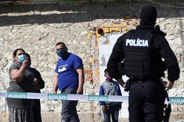 Σλοβακία - κορωνοϊός: Υποχρεωτική η μάσκα σε εξωτερικούς χώρους καθώς αυξάνονται τα κρούσματα