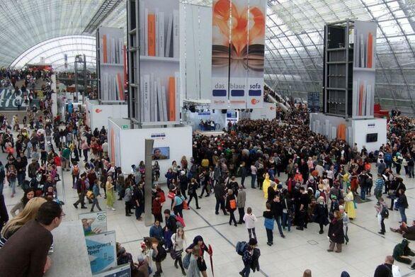 Διαδικτυακά φέτος η Διεθνής Έκθεση Βιβλίου της Φρανκφούρτης