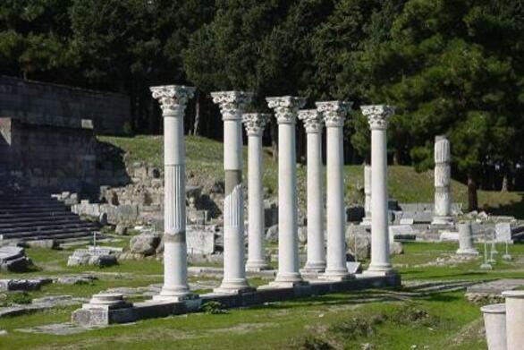 Σαν σήμερα 15 Οκτωβρίου Ο Γερμανός αρχαιολόγος Ρούντολφ Έρντικ ανακαλύπτει το Ασκληπιείο της Κω