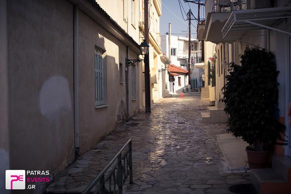 Πάτρα: Στην τελική ευθεία για το έργο της ανάπλασης της Άνω πόλης
