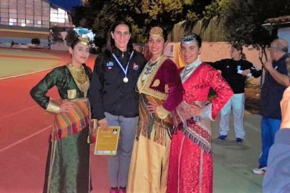 Επιτυχίες της Πατρινής Ανδριάνας Φωτακοπούλου στα «Τρίτσεια» (φωτο)
