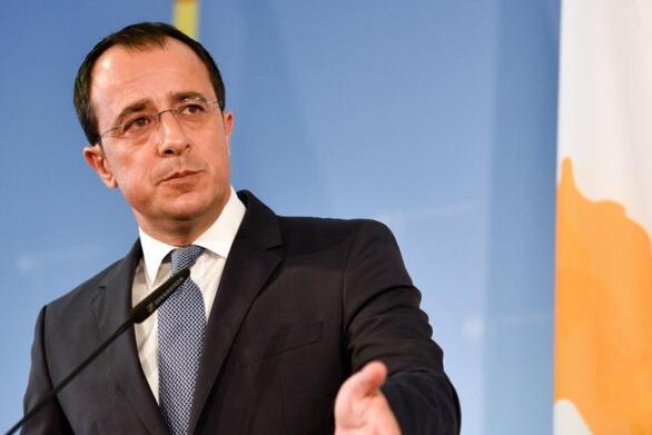 """Νίκος Χριστοδουλίδης: """"Η Τουρκία θα πρέπει να σεβαστεί το Διεθνές Δίκαιο"""""""