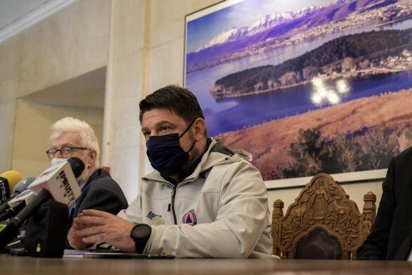 Νίκος Χαρδαλιάς: Κρίσιμα τα επόμενα 24ωρα - Πρέπει να τηρούμε ευλαβικά και πειθαρχημένα τα μέτρα