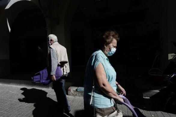 Κορωνοϊός: Πονοκέφαλος η διασπορά τον χειμώνα