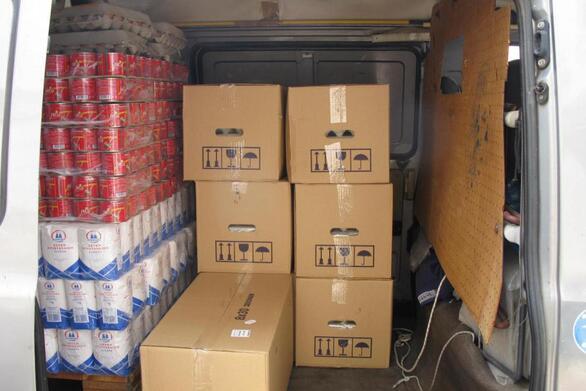 ΚοινοΤοπία: Ολοκληρώνεται η συγκέντρωση βοήθειας για τους πληγέντες από την κακοκαιρία ''Ιανός''