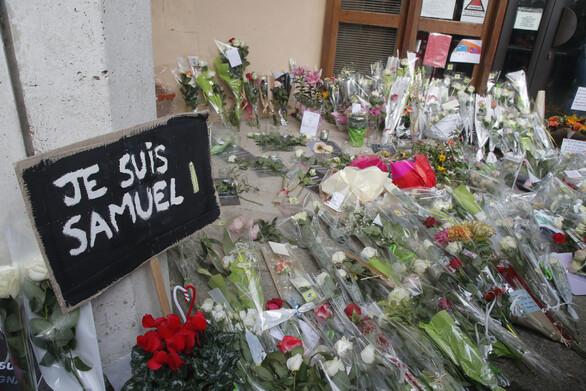 Γαλλία - Σχέσεις με το Ισλαμικό Κράτος είχε ο 18χρονος που αποκεφάλισε τον καθηγητή