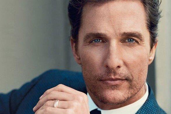 "Matthew McConaughey: ""Ο πατέρας μου πέθανε ενώ έκανε σεξ με τη μητέρα μου"""