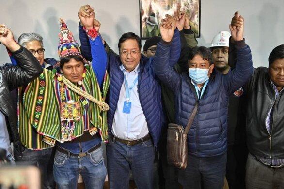 Βολιβία: Ο Άρσε νέος πρόεδρος της χώρας