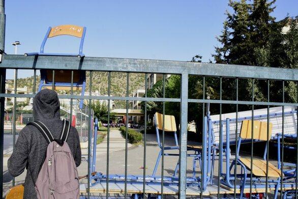 Σχολεία: Σε ύφεση οι καταλήψεις στην Πάτρα, σταθερή η ανησυχία για τον κορωνοϊό