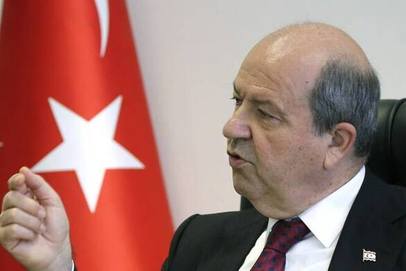 """Τατάρ για κυπριακό: """"Πρέπει να συζητηθούν και άλλα μοντέλα λύσης"""""""