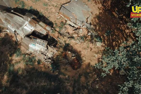 Το αεροπορικό ατύχημα που η φύση μετατρέψε σε κορυφαίο αξιοθέατο (video)