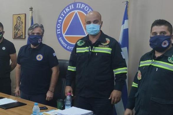 Δυτική Αχαΐα: Tο Σωματείο Εθελοντών Διασωστών Πυροσβεστών πραγματοποίησε συνάντηση