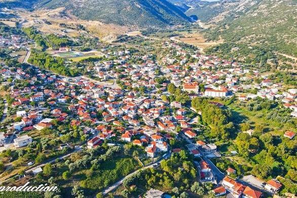 Μοναστηράκι Βόνιτσας - Το παραμυθένιο χωριό στα Ακαρνανικά (video)