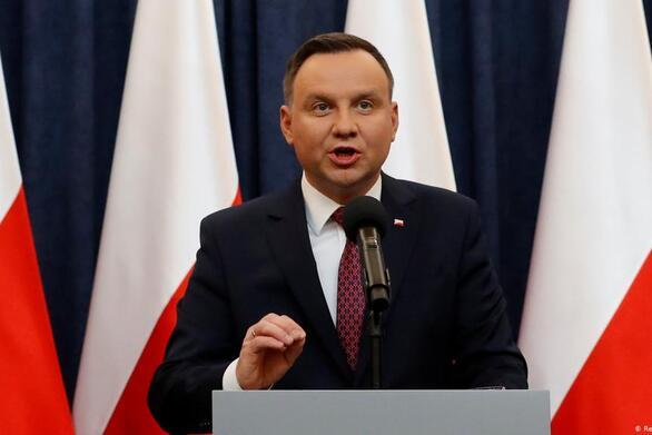Πολωνία: Θετικός στην Covid-19 ο πρόεδρος Αντρέι Ντούντα