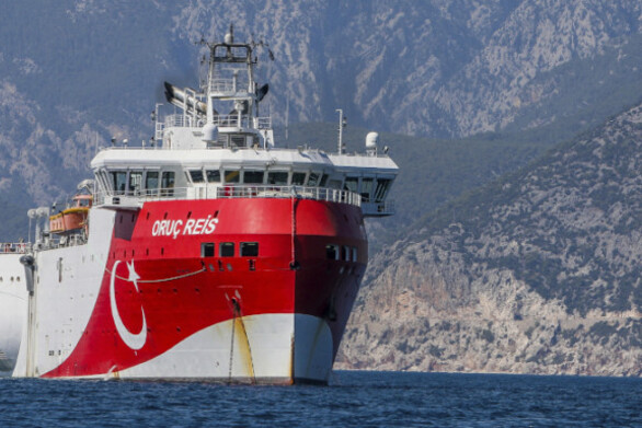 Η Τουρκία συνεχίζει τις προκλήσεις: Νέα NAVTEX για το Oruc Reis