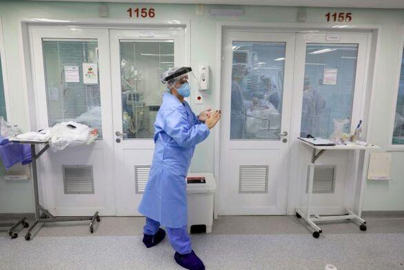 Παγώνη - Κορωνοϊός: Τα νοσοκομεία δεν μπορούν να διαχειριστούν τα 2.000 κρούσματα την ημέρα