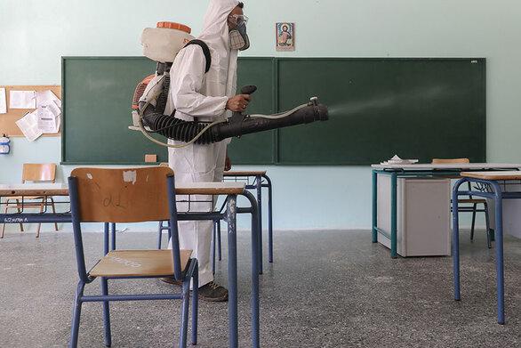 Αχαΐα: Αυτά είναι τα σχολικά τμήματα που είναι κλειστά εξαιτίας του κορωνοϊού