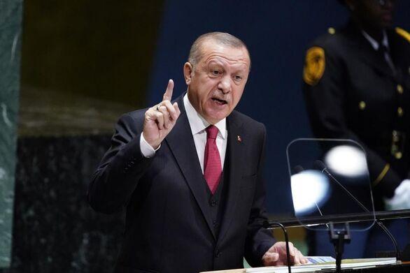 Ερντογάν κατά ΗΠΑ: «Φέρτε μας τις κυρώσεις, είμαστε η Τουρκία και δεν φοβόμαστε»