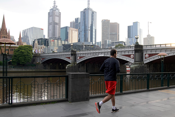 Κανένα νέο κρούσμα κορωνοϊού στην Μελβούρνη μετά από 3 μήνες καραντίνας