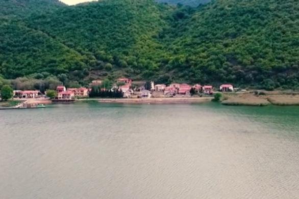 Η εντυπωσιακή Μικρολίμνη των Πρεσπών στη Φλώρινα (video)